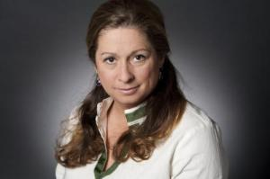 Abigail Disney interviewed by writer Kasey Steinbrinck for Post-Crescent