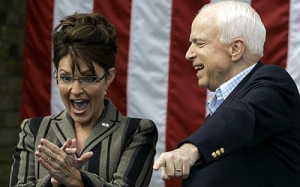 McCain Palin Kasey Steinbrinck TV news package script