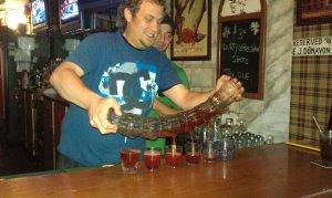 flair-bartending
